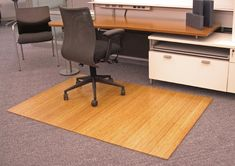 Office Chair Floor Mat & 19 best Office Chair Mat images on Pinterest | Office desk chairs ...