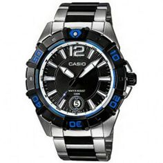 NEW Casio Mens Analog 100m Diver Sports Watch Model - MTD-1070D-1A1, Online at Best Price in Australia @ $116.63 Your Savings: $68.02 Shipping $8.00 Only at Direct Bargains