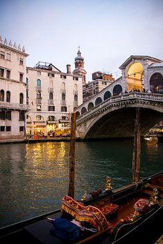 Rialto   Venice, Veneto, Italy