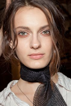 Kurt Cobain inspired hair at Proenza Schouler Spring 2013 Runway Makeup, Spring Hairstyles, Fall Makeup, Summer Beauty, Beauty Make Up, Hair Trends, Warm Weather, Makeup Looks, Cool Style