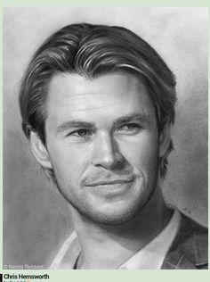 Chris Hemsworth/Devianart