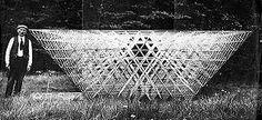 Alexander Graham Bell and the octet truss