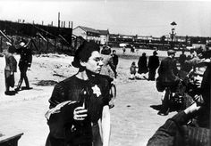 Amsterdam, Netherlands, Deportation to Westerbork death camp in north Holland, July 1942.