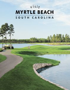 Your Myrtle Beach golf vacation will feature some of the world's most scenic and challenging courses. Play along the Intracoastal Waterway or with views of the Atlantic Ocean on greens designed by greats like Arnold Palmer, Greg Norman, and Jack Nicklaus. Myrtle Beach Golf, Myrtle Beach South Carolina, Public Golf Courses, Best Golf Courses, Coeur D Alene Resort, Augusta Golf, Golf Course Reviews, Golf Simulators, Kids Golf