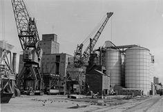 Liverpool Docks 1974
