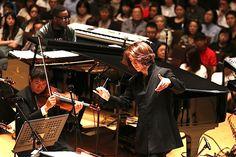 .Billboard Classics World Premium: Robert Glasper Experiment ×Tomomi Nishimoto Symphonic Concert.  Photo by Hideyuki Arai.