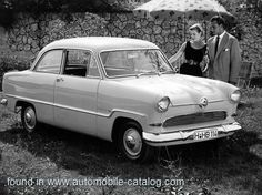 Ford Taunus 15m 1957-1959