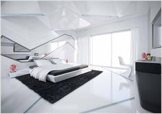 Manjakan dirimu dengan Desain Kamar Tidur Minimalis yang Modern. Dekorasi kamar tidur yang minimalis tapi berkesan mewah membuat nyaman keluarga.