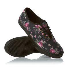 Vans Shoes - Vans Authentic Lo Pro Shoes - Black/Black