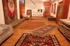 TAPPETI Show-room-021 GB-RUGS PADOVA IT