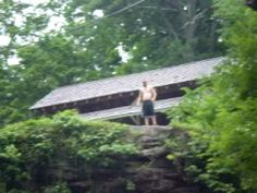 Rockmill cliff ohio the jump