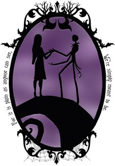 Nightmare before Christmas Another good tattoo idea