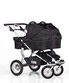 Just in case of twins, it also comes in single strollers too