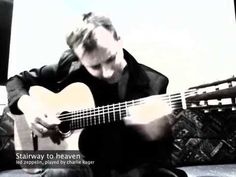 Videos - Charlie Kager Fingerstyle Guitar, Stairway To Heaven, Led Zeppelin, Videos, Cover, Hochzeit, Video Clip