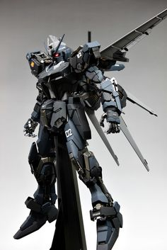GUNDAM GUY: PG 1/60 GAT-X105 Strike Gundam Titans - Painted Build