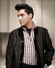 Elvis traveled to Miami on March 21 to rehearse for Frank Sinatra's variety show.