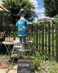 昨日とはうってかわっての晴天  暑い日になりましたー 昨日は雨でお客さんも少なかったので本日のご来店お待ちしておりますー  #子ども服セール開催中 #chutthi #ならまち