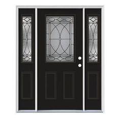Feather River Doors 63 5 In X 81 625 In Preston Zinc