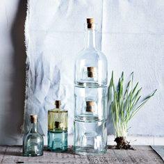 clever stacking bottles