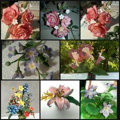 Sugar Flowers, Plants, Flora, Plant, Planting