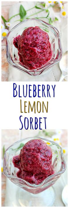 If you have 10 minutes to spare out of your busy day , you can make this sorbet without an ice cream machine!