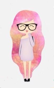 Hipster stickers featuring millions of original designs created by independent artists. Png Tumblr, Tumblr Hipster, Hipster Girls, Tumblr Girls, Hipster Goth, Cartoon People, Girl Cartoon, Cute Cartoon, Oblyvian Girls