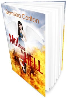 Interview with Melody Angel on Sam Ayers' blog Mell Goes To Hell - Dark Scream Book Tours
