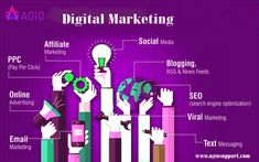 Agio Support Solutions is a leading digital marketing agency that focuses on growing your business successfully with online marketing services. Viral Marketing, Email Marketing, Social Media Marketing, Digital Marketing, Online Marketing Services, Seo Services, Search Engine Optimization, Web Design, Advertising