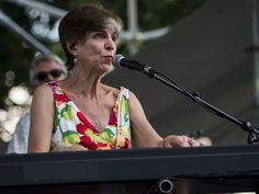 Marcia Ball closed the Levitt AMP Lafayette Music Series last Wednesday night with a performance dedicated to the victims of the recent Lafayette shooting.