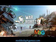 War Robots Mod Apk Unlimited Money And Gold Latest Version Download
