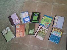 Scrapy notebooks