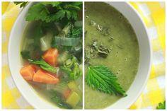 Wiosenna zupa pokrzywowa - 2 proste przepisy | LIfeManagerka.pl