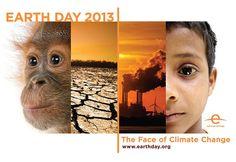 Journée Mondiale de la Terre, 22 avril 2013