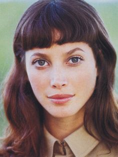 The Best Bangs of All Time — Vogue