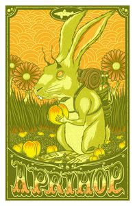 Image of Dogfish Head 2013 Seasonal Art Prints A/P Edition - Aprihop