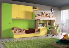 Kinderzimmer Möbel  Design -  Moderne Design Stil