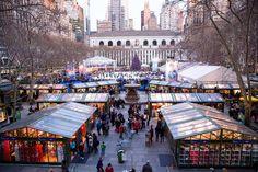 Bryant Park : New York, NY ブライアントパークでは日々何が起こっている?─2015年のアメリカ・ブライアントパークの主なできごと─ http://sotonoba.place/2015year_bryantpark
