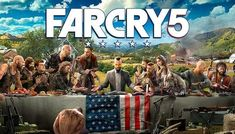 Far Cry 5 Is (Unsurprisingly) Not a Political Game – Ian Thomas Malone