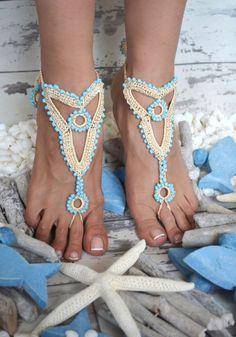 Venus Barefoot Sandal