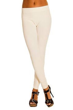 Premium Sping Leggings for Women Cotton Blend Seamless French Terry Fleece Pants Cotton Leggings, Fleece Pants, Women's Leggings, Fashion Hub, Womens Fashion, Petite Leggings, French Terry, Cold Weather, Sweatpants