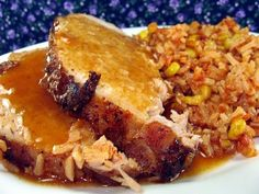 """GREEN CHILE PORK LOIN ROAST the flavor of this pork recipe is fantastic and the possibilities for """"day two leftovers"""" is endless. You gotta try this one. Posted by Coleen's Recipes."""
