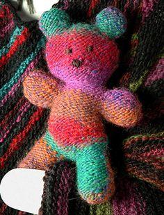 Teddy Bear Knitting Patterns- In the Loop Knitting Teddy Bear Knitting Pattern, Knitted Doll Patterns, Animal Knitting Patterns, Knitted Teddy Bear, Knitted Dolls, Crochet Patterns, Teddy Bears, Hand Knitting Yarn, Free Knitting