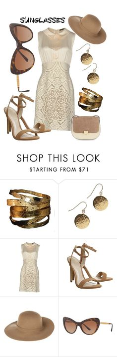"""""""Mrs.Robinson"""" by astrild15 ❤ liked on Polyvore featuring Alex Vidal, Armani Jeans and Dolce&Gabbana"""