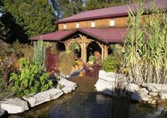 Oliver Winery ... Beautiful place for wine tasting and sitting by the pond with a bottle.  Bloomington Indiana