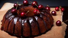 طريقة عمل كيك شوكولاتة سهل - Easy chocolate cake recipe