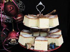 Sernik waniliowy bez spodu - puszysty, wilgotny, kremowy – zresztą, zróbcie i sami sprawdźcie. Cheesecakes, Deserts, Dairy, Food, Essen, Cheesecake, Postres, Meals, Dessert