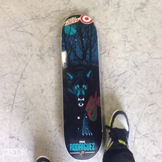 Bout to set this bad boy up!! Primitive Skateboarding Nike Skateboarding http://primitiveskate.com