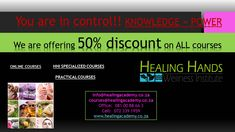 KNOWLEDGE = POWER ***50% Discount*** on all course