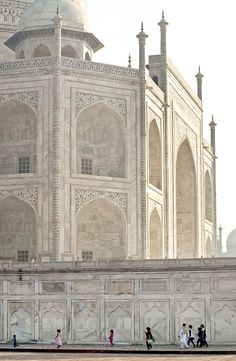 Taj Mahal | by Nigel Atherton