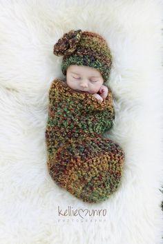 Newborn Wrap Photo Prop